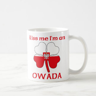 Polacos personalizada me besan que soy Owada Taza De Café