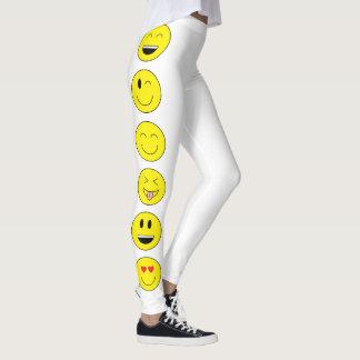 "Polainas de ""Emojis"" Leggings"