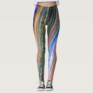 Polainas de las granes expectaciones del artista leggings