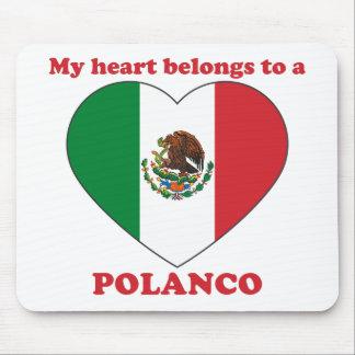 Polanco Mouse Pad
