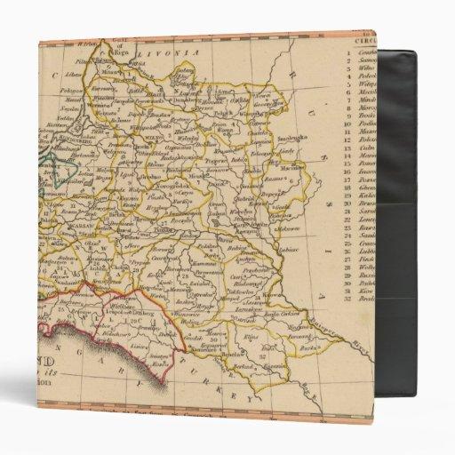 Poland, 1772 vinyl binders