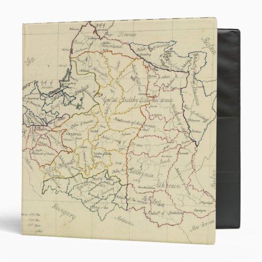 Poland 4 binder