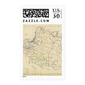 Poland 4 postage