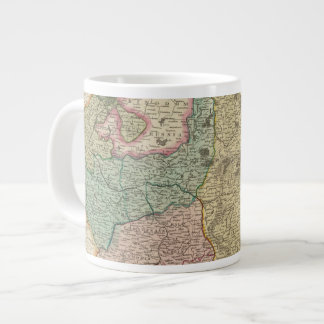 Poland 7 giant coffee mug