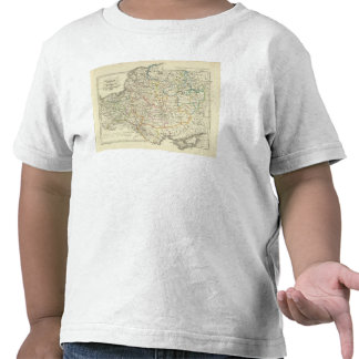 Poland and Lithuania 1125-1386 T Shirt