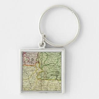 Poland and Lithuania Keychain