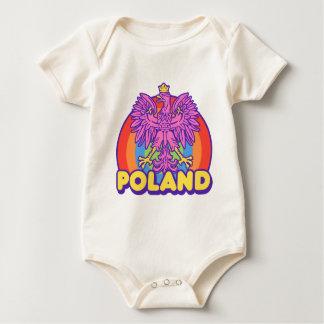 Poland Baby Creeper