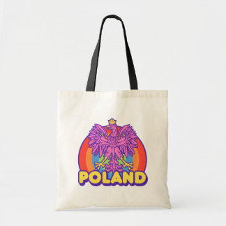 Poland Canvas Bag