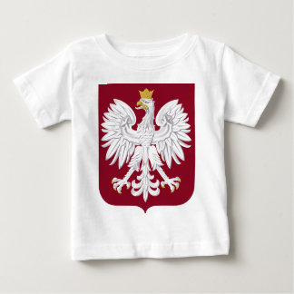 Poland Coat of Arms Baby T-Shirt