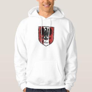 Poland Coat of Arms Flag Sweatshirt
