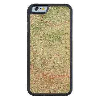 Poland & CzechoSlovakia Carved Maple iPhone 6 Bumper Case