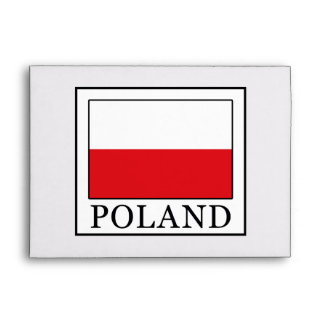 Poland Envelope