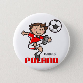 Poland - Euro 2012 Button