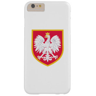 Poland Flag Barely There iPhone 6 Plus Case