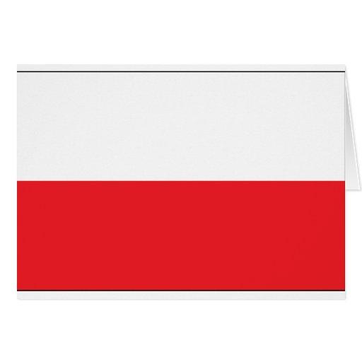 Poland Flag Cards