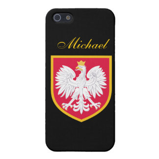 Poland Flag Case For iPhone SE/5/5s