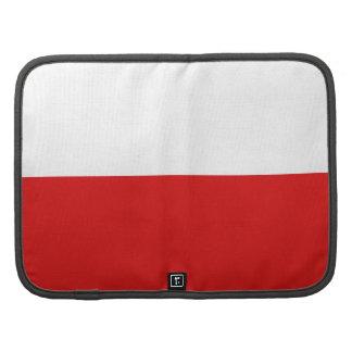 Poland Flag Folio Organizer