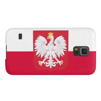 Poland Flag Galaxy S5 Case