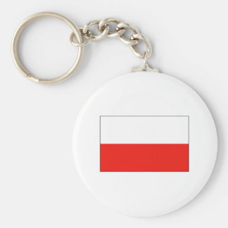 Poland FLAG International Key Chains