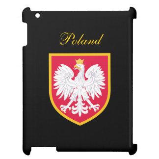 Poland Flag iPad Covers
