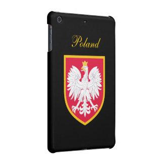 Poland Flag iPad Mini Retina Covers