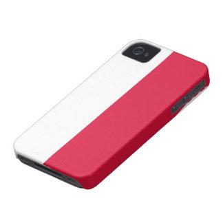 Poland Flag iphone 4 case