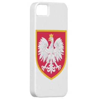 Poland Flag iPhone 5 Case