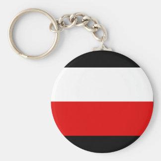 Poland Flag Key Chain