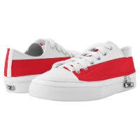 Poland Flag - Printed Shoes