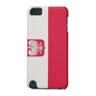 Poland Flag Polska iPod touch Case