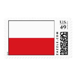 Poland Flag Postage