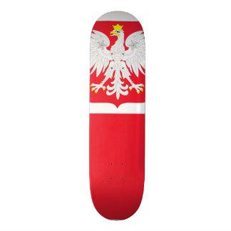 Poland Flag Skateboards