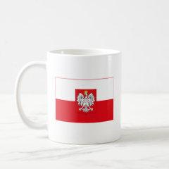 Polish Flag Mug