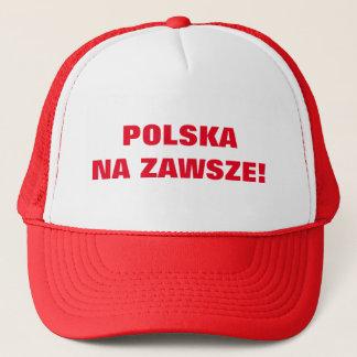 POLAND FOREVER! TRUCKER HAT
