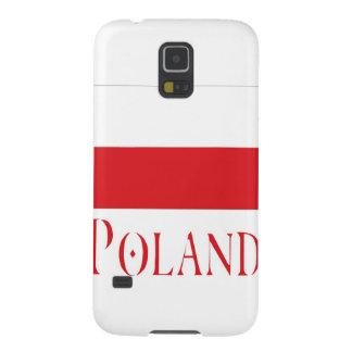 Poland Galaxy S5 Case