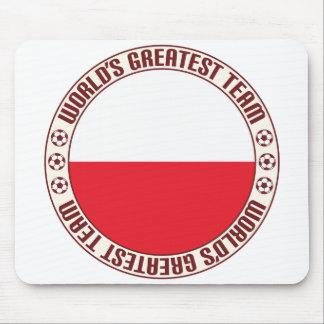 Poland Greatest Team Mouse Pad