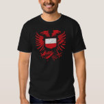 Poland Grunged Shirt