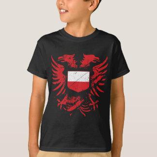 Poland Grunged T-Shirt