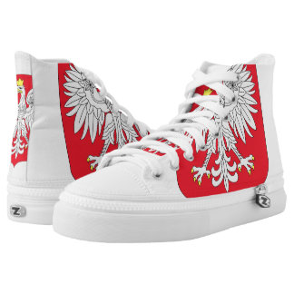 Poland High-Top Sneakers