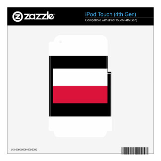 Poland iPod Touch 4G Decals