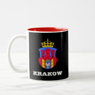 Poland- Krakow Mug