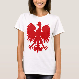 Poland-LARGE RED EAGLE-UL.ai T-Shirt