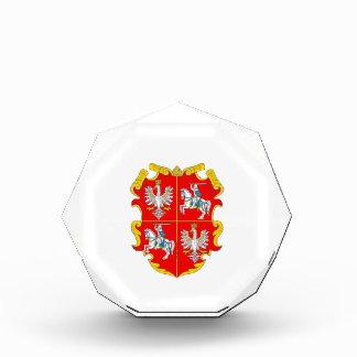 Poland-Lithuania Commonwealth (Rise of Roses) Acrylic Award