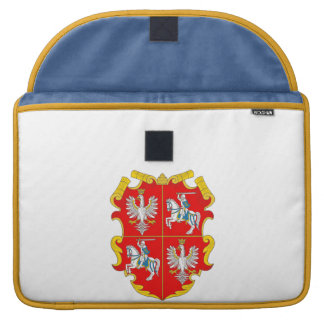 Poland-Lithuania Commonwealth  (Rise of Roses) Sleeve For MacBook Pro