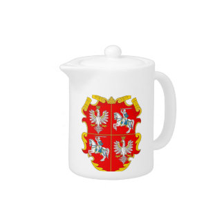 Poland-Lithuania Commonwealth (Rise of Roses) Teapot