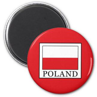 Poland Magnet