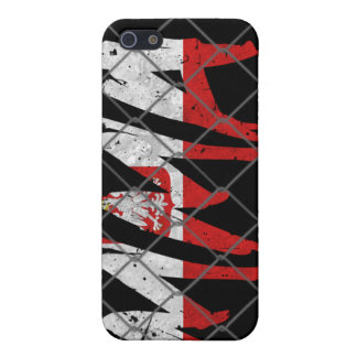 Poland MMA 4G iPhone case Cover For iPhone 5