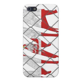 Poland MMA 4G iPhone case