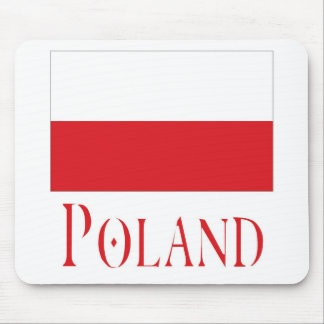 Poland Mouse Pad