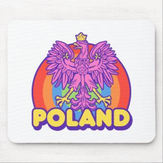 Poland Mouse Pad